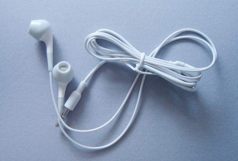 iPod入耳式耳機 1