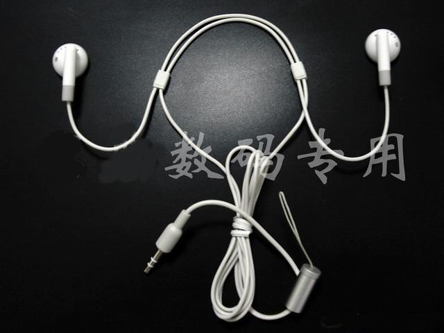 掛繩式耳機for iPod nano 1