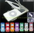iPod Nano 水晶多彩保