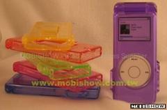 iPod Nano 水晶多彩保护壳