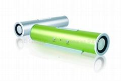 轻巧,时尚 iPod 可携式喇叭充电底座