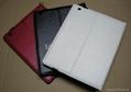 iPAD 2專用立架皮套 (Leather Case) 2