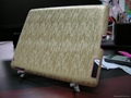 iPAD 2专用 贴皮塑胶 壳