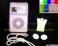 iPod Video 水晶多彩