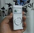 iPod Nano 2 水晶多彩保护壳 3