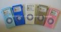Silicone case for New iPod nano 1