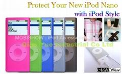 iPod nano 2代 果冻