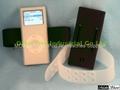 Silicone case for iPod Nano 2nd