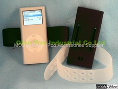 Silicone case for iPod Nano 2nd