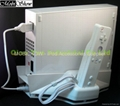 4合1 Wii 專用底座 ( 含風扇,充電器,收納座)