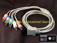 HD Pro Component Cable for Nintendo Wii