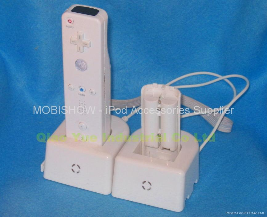 Power Dock for Nintendo Wii 2