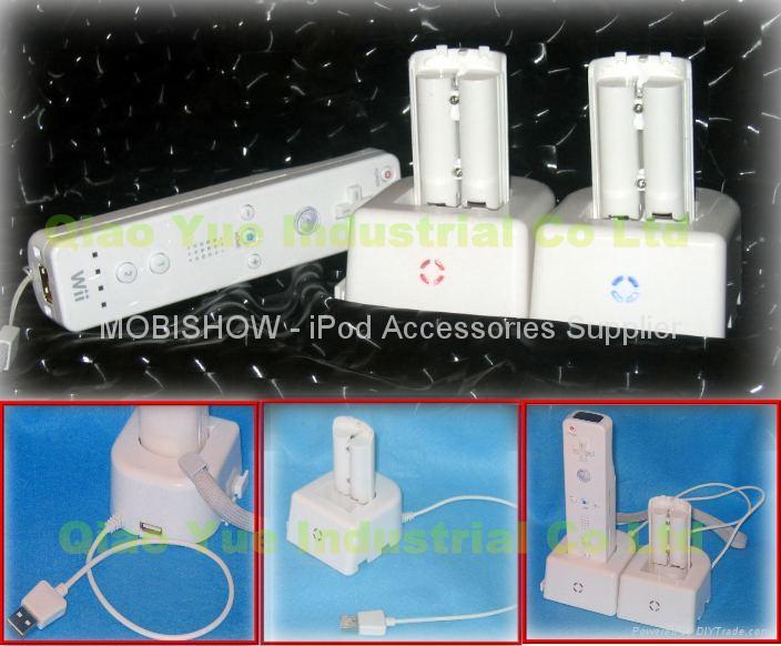 任天堂 Wii 充电底座 1