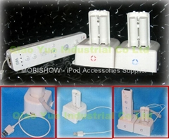 Power Dock for Nintendo Wii