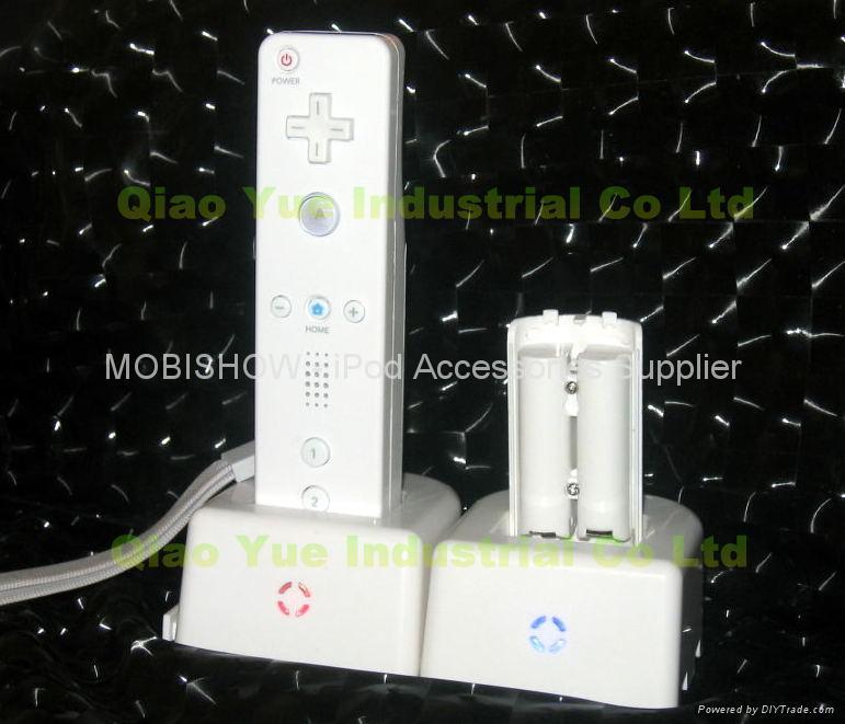 Power Dock for Nintendo Wii 2
