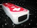 任天堂Wii左右把手專用雙層立體果凍套