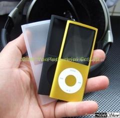 iPod nano 4代 果冻矽胶保护套