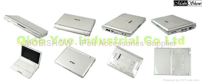 Crystal Case for ASUS EEE PC