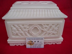 骨灰盒中國結盒