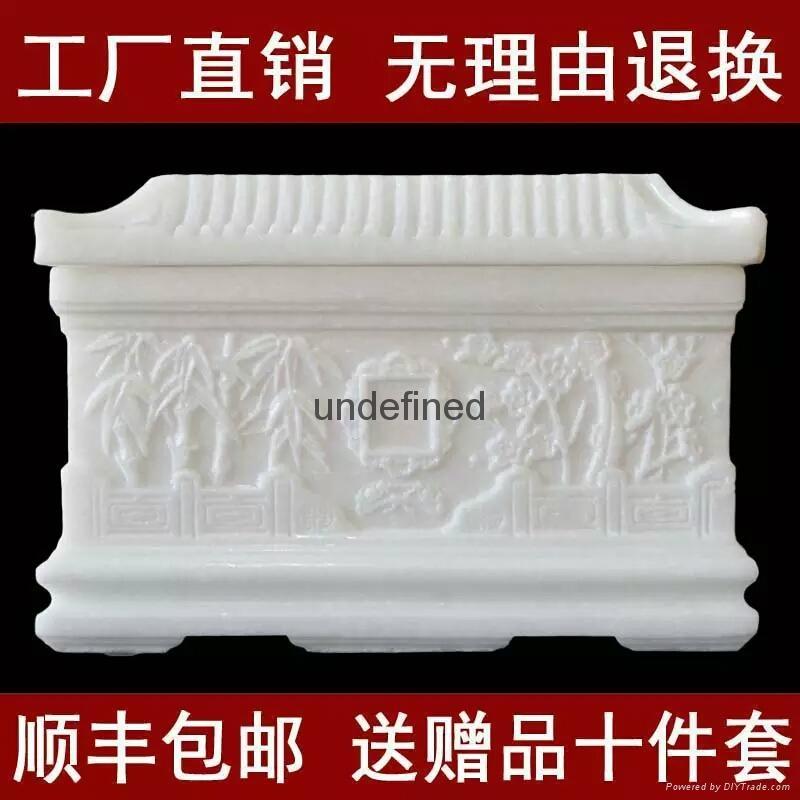 漢白玉骨灰盒 1