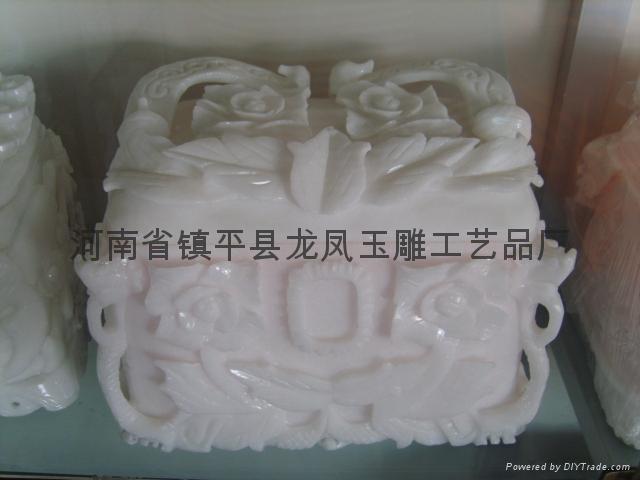 骨灰盒水仙花 1