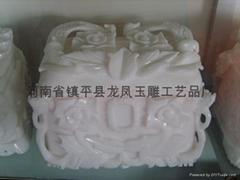 骨灰盒水仙花