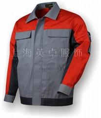 上海秋冬工作服