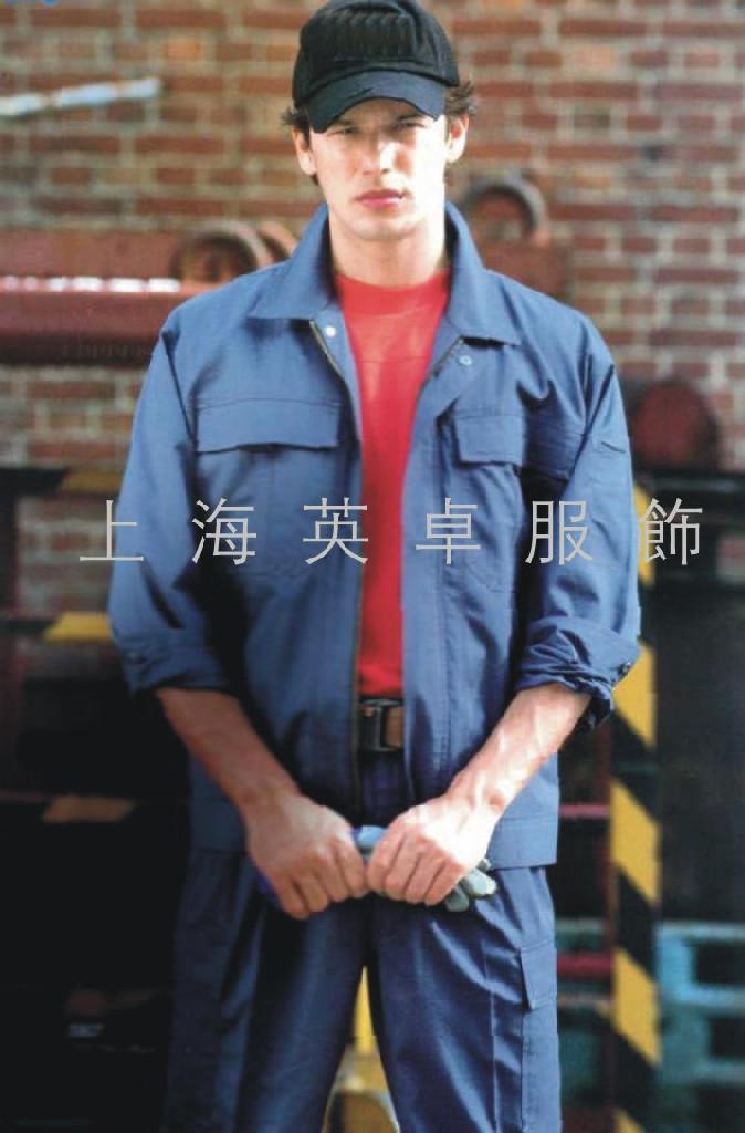 上海防静电工作服 3