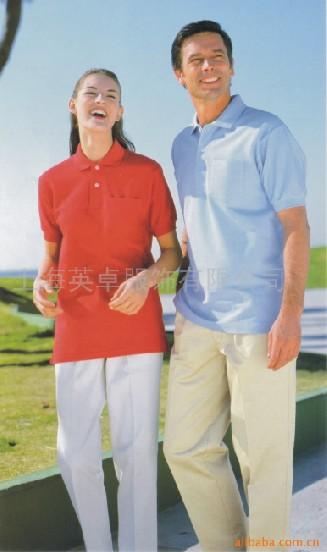 上海短袖全棉T恤 1