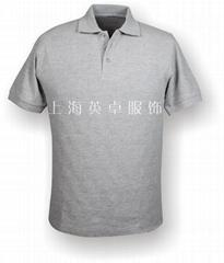 夏季工作服T恤