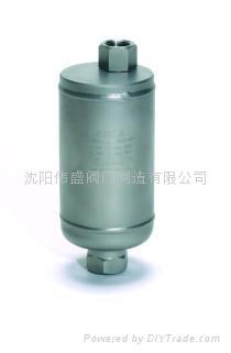 节能型蒸汽疏水阀 1