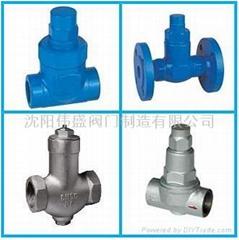 熱靜力型蒸汽疏水器