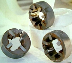 鎢鋼板牙(鎢鋼丸駒、鎢鋼絞板)螺紋環牙刀