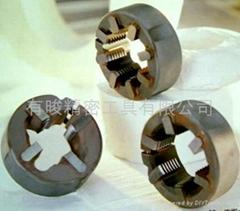 鎢鋼板牙(鎢鋼丸駒、鎢鋼絞板)PF螺紋