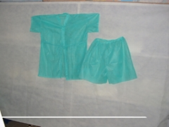 nonwoven sauna clothes