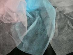 non-woven fabric for san