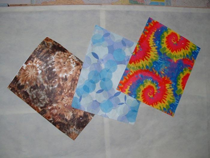 hot printing polyester spunbond non-woven 1