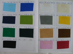 colourful polypropylene