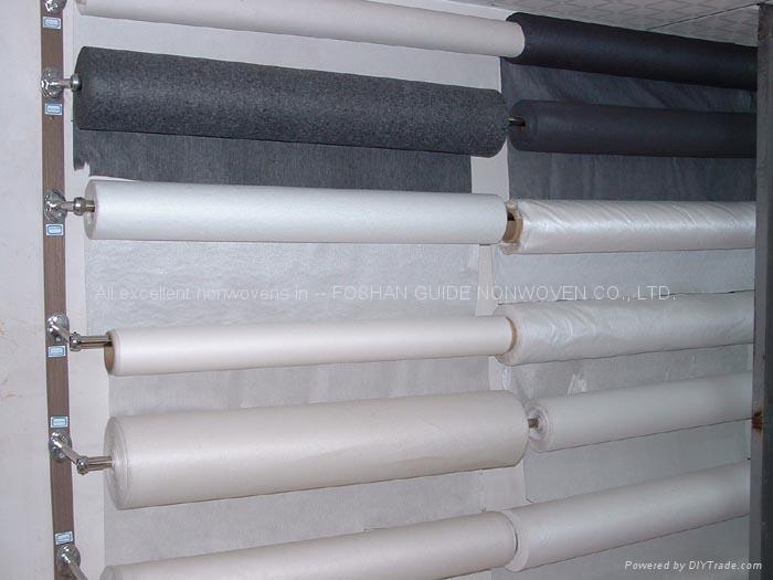 衛生材料用的熱軋無紡布 1