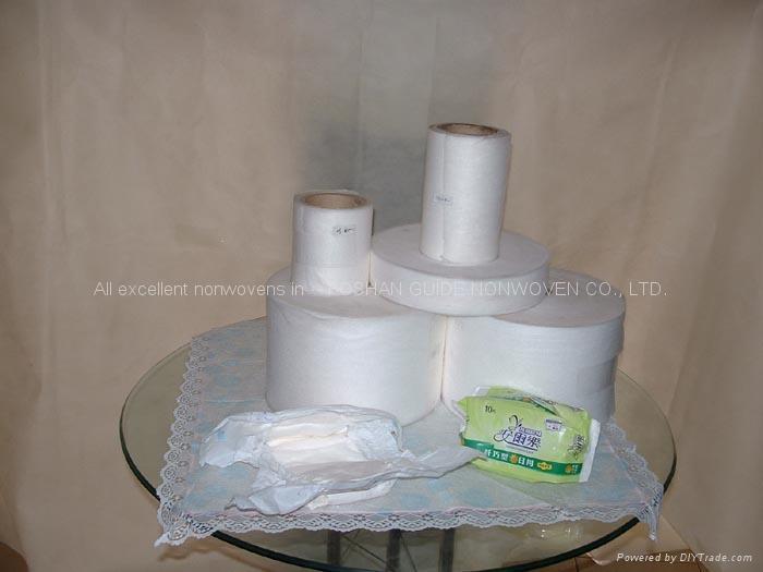 衛生材料用的熱軋無紡布 2