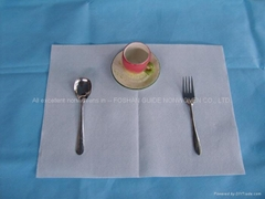 Dinner napkin paper and