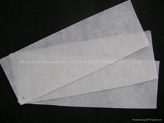 無紡脫毛臘紙片材料