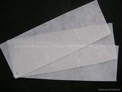 nonwoven depilatory waxing strips