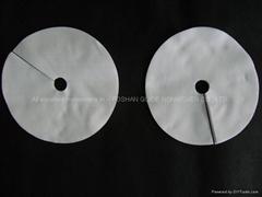 non-woven breast mask