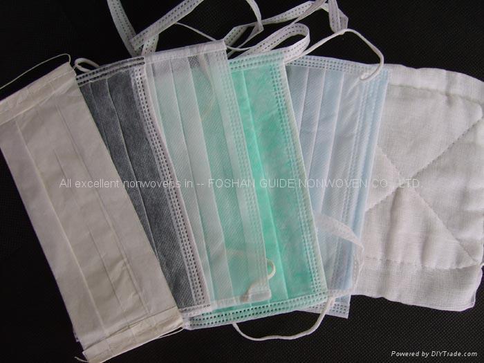 各種醫護用口罩 1