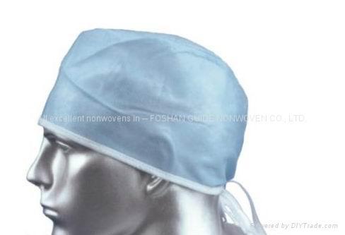 无纺布医生帽 1