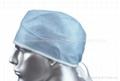nonwoven doctor cap