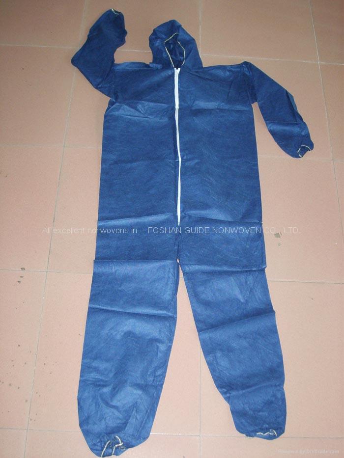 無紡布手朮服、隔離衣 1