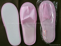 disposable anti-skid hotel slippers