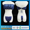Wholesale Nonwoven Maternity Women Female Lady Hot Sexy Disposable Panty 2
